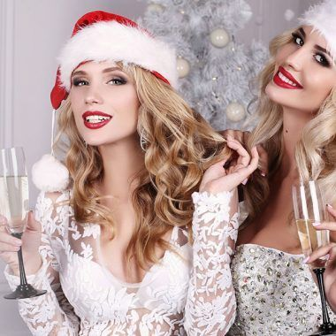 Escorts de lujo en Navidad